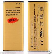 Battery Batery Bateria High Capacity Samsung Galaxy Note 4 N9100 N910F Gold NEW