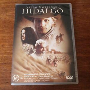 Hidalgo Viggo Mortensen DVD R4 Like New! FREE POST