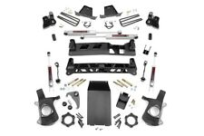 "99-06 Chevy Silverado GMC Sierra 1500 4WD 6"" Rough Country Lift Kit NTD 27220A"