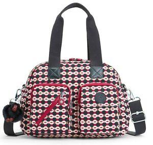 Kipling DEFEA UP Medium Shoulder Bag - ShapeMix