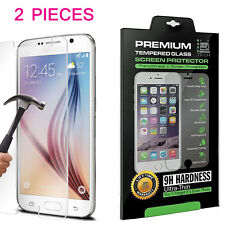 9H Premium Real Tempered Glass Film Screen Protector for Samsung Galaxy S7