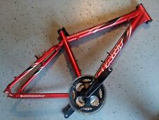 "Giant Boulder SE Aluminum Mountain Bike Frame 17"" w/ Original Cranks Bicycle"