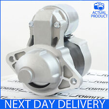 FITS VAUXHALL ASTRA G/H 1.4/1.6 NON TWINPORT 1998-2005 NEW STARTER MOTOR