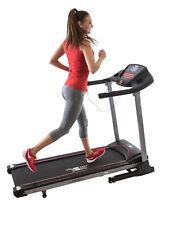 Christopeit Cardio Trainer Elektrisches Laufband Hometrainer TM 250S schwarz