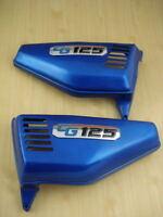 Side cover set Honda CG110 CG125 JX110 JX125 / Blue // LH&RH // A Pair