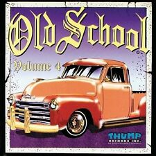 Old School, Vol. 4 by Various Artists (Sep-2011, Thump Records)