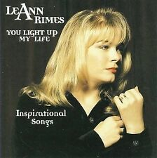 You Light Up My Life: Inspirational Songs by LeAnn Rimes (CD, Sep-1997, Curb)
