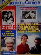 Domenica del Corriere 37 1979 Ingrid Bergman sposa Rossellini.Rivolta piloti C51