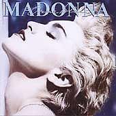 Madonna : True Blue CD Value Guaranteed from eBay's biggest seller!