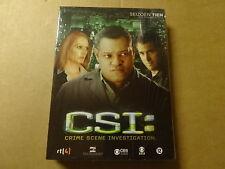 3-DISC DVD BOX / CSI: CRIME SCENE INVESTIGATION - SEIZOEN 10 - DEEL 2