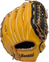 """12"""" Leather Baseball Glove Right Handed Thrower Sports Field Gamer Ball Catcher"""