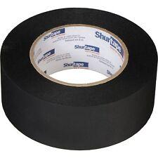 """Shurtape 743 Matte Black Tape (Photo Tape) 2"""""""