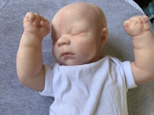Reborn Baby ~ Realborn Michael ~ Can Be Boy Or Girl