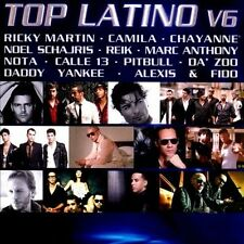 Ricky Martin,Camila,Chayanne,Noel Schajris,Reik,Marc Anthony,Calle 13,Pitbull