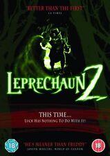 Leprechaun 2 [DVD] Warwick Davis, Charlie Heath, Shevonne Brand New and Sealed