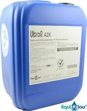UltraschallReiniger UltraR A2K 10L Entfetter liquidblau Industriequalität