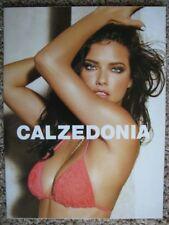 CALZEDONIA Swimwear Bikini catalog ADRIANA LIMA Kelly Rohrbach Robin Marjolein
