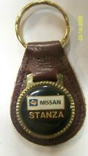 NISSAN STANZA LEATHER KEY CHAIN