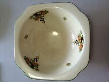antique bowl Royal Staffordshire Pottery England  A.J.Wilkinson LTD honeyglaze