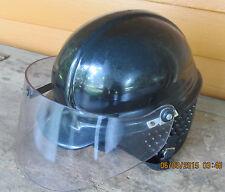 Vintage 1960's 1970's American Optical Police Riot Helmet Kent State Vietnam ERA
