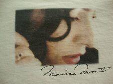 Marisa Monte Latin brazil Singer Concert Tour T Shirt L