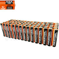 75 Duracell AAA batteries Industrial Procell Alkaline LR03 MN2400 1.5V