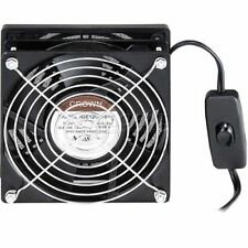 AC Fan Kit For Computer Security Cabinet & Audio-Visual Cart Global 249189