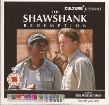 THE SHAWSHANK REDEMPTION - Starring Tim Ribbin & Morgan Freeman - DVD