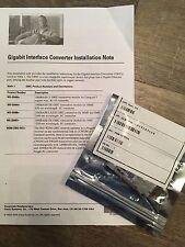 CISCO WS-G5484 1000Base-SX GBIC Transceiver module **Original**
