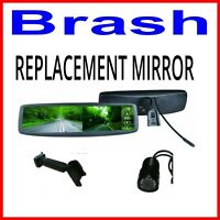 """for MITSUBISHI 4.3"""" FULL REPLACEMENT MIRROR REVERSING /REARVIEW AND CAMERA"""