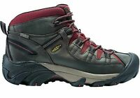 Mens Keen Targhee Ii Mid Waterproof Comfortable Durable Hiking Shoes - ModeShoes
