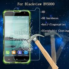 9H 2.5D 0.3mm Thin Tempered Glass Screen Protector Film For Blackview BV5000