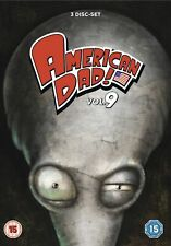 American Dad!: Volume 9 [DVD]