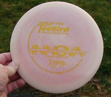 New 11X Danish Champ-Kj Nybo Swirled Star TeeBird-175 grams-disc golf