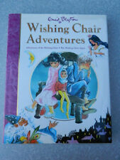 ENID BLYTON Wishing Chair Adventures Large Book 2 Stories H/C 2002