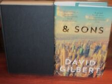 & Sons - David Gilbert. 1st HbDj   Daring Entertaining Insightful   Here In MELB