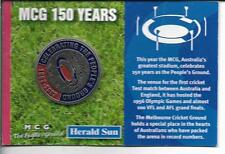 MCG Coin - Celebrating 150 Years The People's Ground 1853-2003