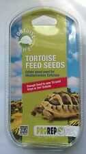 PROREP TORTOISE FEED SEEDS...GROW YOUR OWN EDIBLE WEEDS FOR TORTOISES