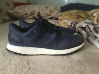 Adidas Pure Boost Size 8.5 Men's Running Casual Shoes