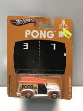 NEW HOTWHEELS CUSTOM 54 CHEVY PONG TRUCK 1.64 DIE CAST SCALE REAL RIDERS
