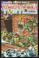 TEENAGE MUTANT NINJA TURTLES # 1 4TH PRINTING EASTMAN LAIRD'S MIRAGE COMICS VF