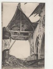 La Grande Guerre Bataille de la Somme Arvilliers France WW1 Postcard 449a