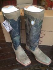 """TWISTED X SNAKE BOOTS 17"""" MHB0001"""