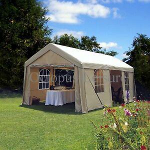 Large heavy duty 3 x 6m Marquee, Gazebo, Carport, wedding tent, waterproof