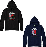 Lest We Forget Hoodie,Remembrance Day Soldiers World War Poppies Union Jack Flag