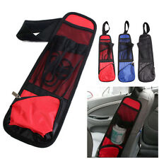 Car Seat Side Storage Vehicle Multi Pocket Pouch Tidy Holder Organizer String