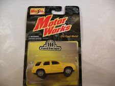 Motor Works die cast metal Ford Escape Limited Edition/Maisto/New In Package