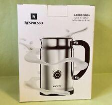 New Nespresso Aeroccino+ Plus Milk Frother 3192 US