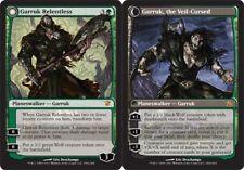 1 x MTG Garruk Relentless // Garruk, the Veil-Cursed Innistrad - Slightly Played