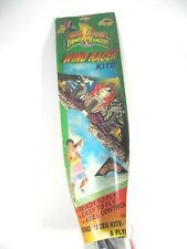 Power Rangers Wind Racer Kite-1994 NOS New in sealed package-Spectra Star